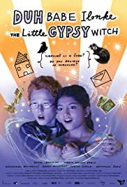The Little Gypsy Witch Poster