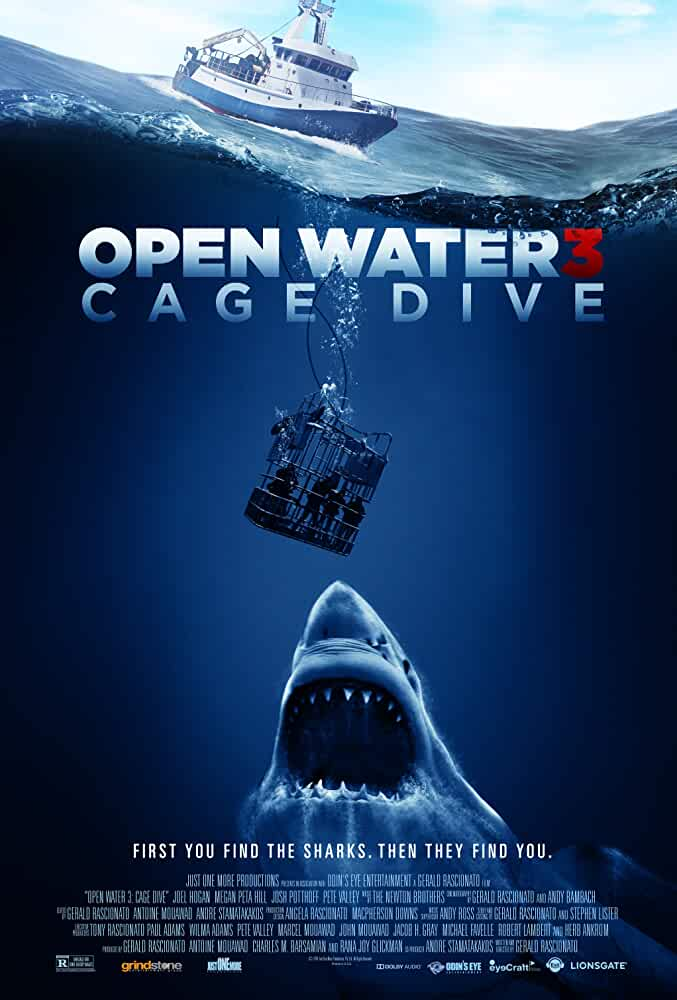 Open Water 3 Cage Dive 2017 English 480p BluRay full movie watch online freee download at movies365.org