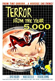 Terror from the Year 5000(1958) Poster - Movie Forum, Cast, Reviews