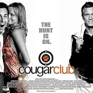 Cougar Club poster