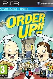Order Up! Poster