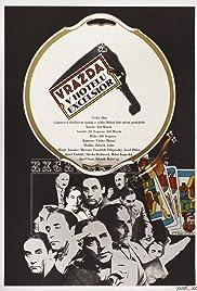 Vrazda v hotelu Excelsior Poster