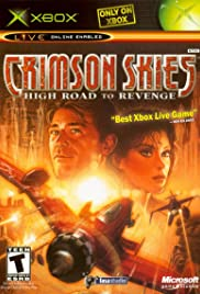 Crimson Skies: High Road to Revenge Poster