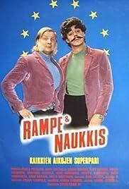 Rampe & Naukkis - Kaikkien aikojen superpari Poster