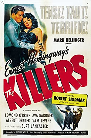 The Killers Pelicula Poster