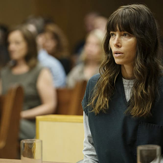 Jessica Biel in The Sinner (2017)