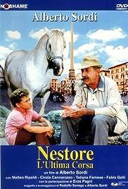 Nestore l'ultima corsa Poster