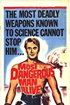 Image of Most Dangerous Man Alive