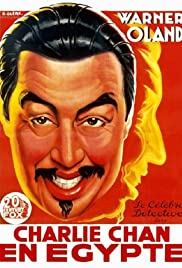 Charlie Chan in Egypt (1935) Poster - Movie Forum, Cast, Reviews