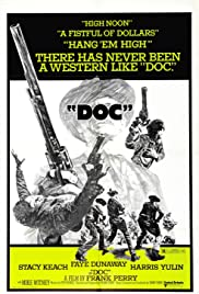 'Doc' (1971) Poster - Movie Forum, Cast, Reviews