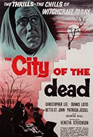 The City of the Dead(1960) Poster - Movie Forum, Cast, Reviews