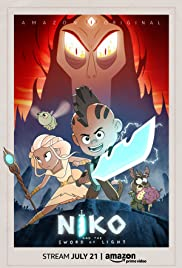 Niko and the Sword of Light Poster