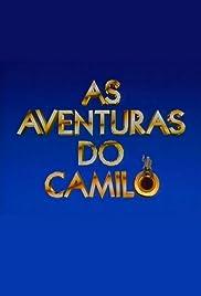 As Aventuras do Camilo Poster
