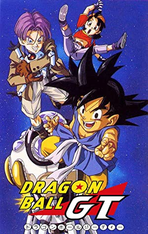 Dragon Ball GT – Dublado