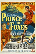Image of Prince of Foxes