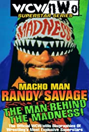 WCW Superstar Series: Randy Savage - The Man Behind the Madness Poster