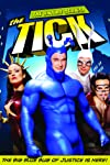 'The Tick' Images: Peter Serafinowicz Steps Into the Big Blue Suit