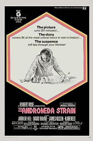 Poster Andromeda - Tödlicher Staub aus dem All