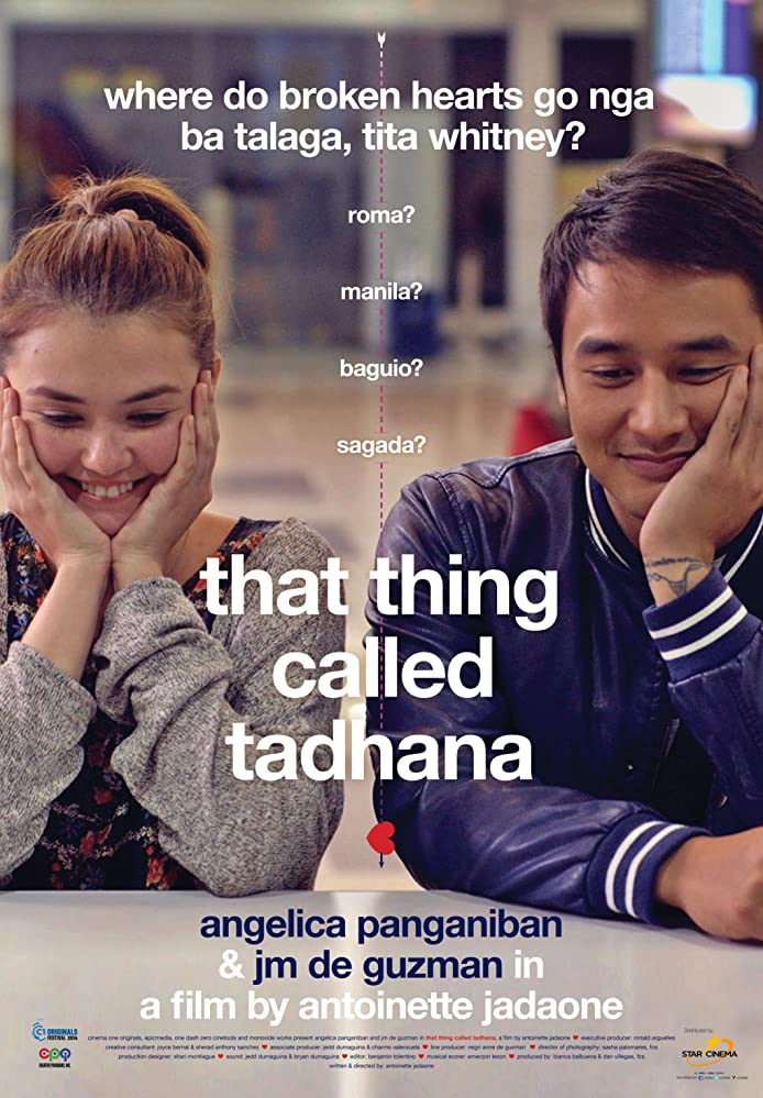 That Thing Called Tadhana (2015) HDRip