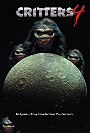 Critters 4 (1992) Poster - Movie Forum, Cast, Reviews