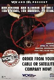 WCW/NWO Spring Stampede Poster