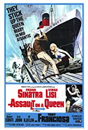 Assault on a Queen (1966) Poster - Movie Forum, Cast, Reviews