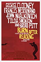 Burn After Reading (2008) Poster