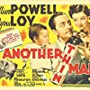 Myrna Loy, William Powell, William A. Poulsen, and Asta in Another Thin Man (1939)