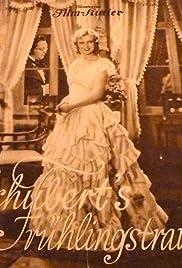 Schuberts Frühlingstraum Poster