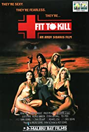 Fit to Kill(1993) Poster - Movie Forum, Cast, Reviews