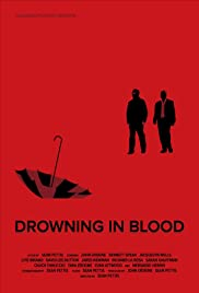 Drowning in Blood Poster