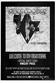 Alice Cooper: The Nightmare Poster