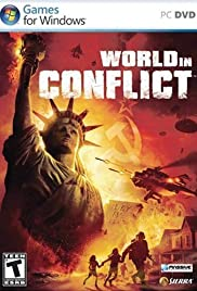 World in Conflict Poster