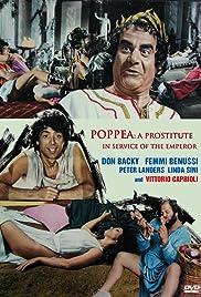 Poppea... una prostituta al servizio dell'impero Poster