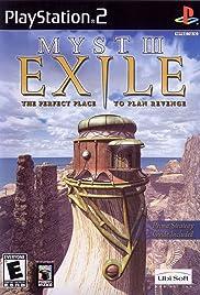 Myst III: Exile Poster