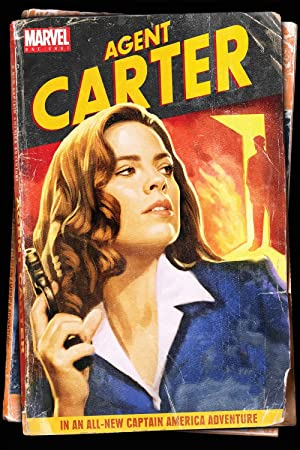 Marvel One-Shot: Agent Carter -