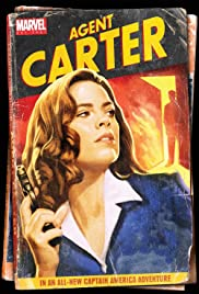 Marvel One-Shot: Agent Carter Poster