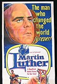 Martin Luther (1953) Poster - Movie Forum, Cast, Reviews