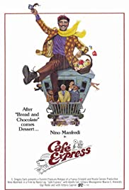 Café Express (1980) Poster - Movie Forum, Cast, Reviews