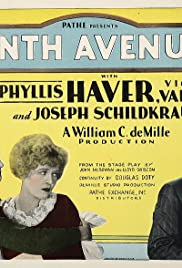 Tenth Avenue Poster