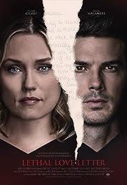 Lethal Love Letter (2021) poster