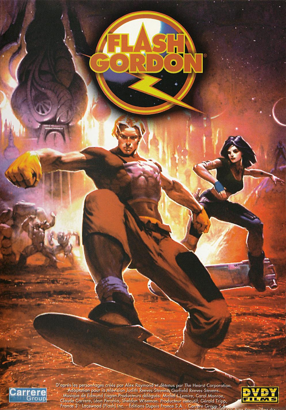 Flash Gordon Serie