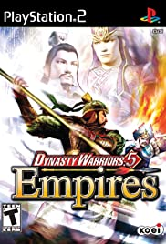 Dynasty Warriors 5: Empires Poster