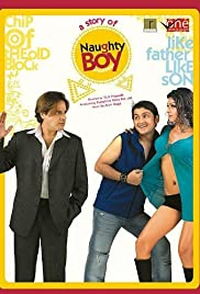 Naughty Boy Poster