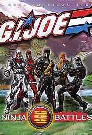 G.I. Joe: Ninja Battles Poster