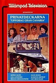 Privatdeckarna: Uppdrag Gran Canaria Poster