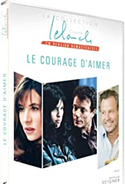 Le courage d'aimer Poster