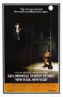 Poster New York, New York