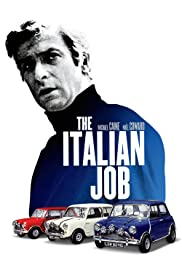 The Italian Job (1969) Poster - Movie Forum, Cast, Reviews