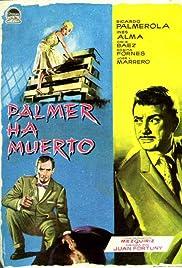 Palmer ha muerto Poster